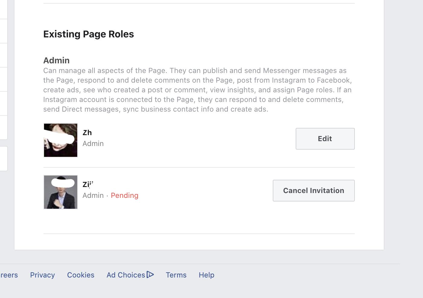 facebook加入管理