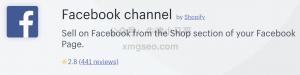 Shopify销售渠道-Facebook